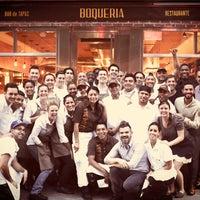 Foto diambil di Boqueria oleh Boqueria pada 10/3/2014