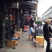Foto tirada no(a) Café del Volcán por Daniel H. em 5/17/2014