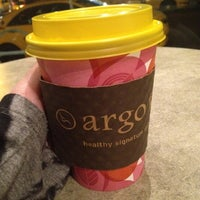 Das Foto wurde bei Argo Tea von Kitsy S. am 3/15/2013 aufgenommen