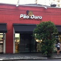 Снимок сделан в Padaria Pão de Ouro пользователем Marcos C. 2/8/2013
