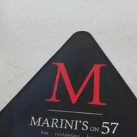 Foto diambil di Marini's on 57 oleh Joddy N. pada 1/19/2013