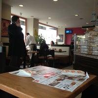 1/11/2013 tarihinde Mahmutziyaretçi tarafından Baca Bakery & Cafe'de çekilen fotoğraf