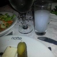 2/12/2013 tarihinde Yaseminziyaretçi tarafından Notte Hotel'de çekilen fotoğraf