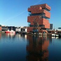 11/14/2012にKatya D.がMAS | Museum aan de Stroomで撮った写真