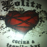 Foto tomada en Lolita Cocina & Tequila Bar por Karlene H. el 3/24/2013
