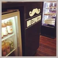9/24/2013 tarihinde Marie R.ziyaretçi tarafından Mo Espresso'de çekilen fotoğraf