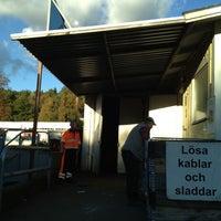 högsbo återvinningscentral gothenburg västra frölunda