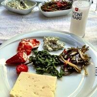 7/7/2013 tarihinde D. A.ziyaretçi tarafından Karina Balık Restaurant'de çekilen fotoğraf