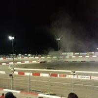 Photo prise au Bullring at Las Vegas Motor Speedway par Larry B. le7/4/2014