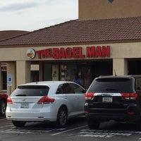 Photo taken at The Bagel Man by Adam J. on 4/12/2015