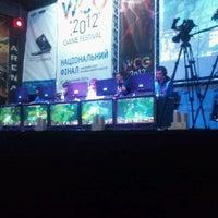 11/18/2012にYanot Y.がКиберcпорт Аренаで撮った写真