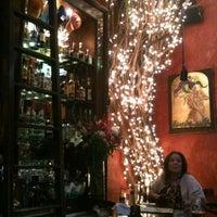 Photo taken at Hank's San Miguel de Allende by Andrea on 11/10/2012