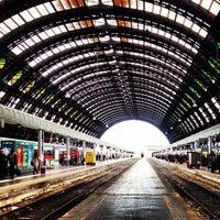 Foto scattata a Stazione Milano Centrale da Mario D. il 5/17/2013