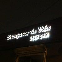 Foto tirada no(a) Cervejaria da Vila por Daniella P. em 10/25/2012