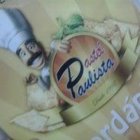 Das Foto wurde bei Pastel Paulista von Victor am 11/23/2012 aufgenommen
