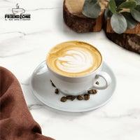 6/1/2021 tarihinde Serkanziyaretçi tarafından Friendzone Cafe 3rd Wave Coffee & Roastery'de çekilen fotoğraf