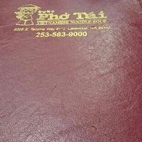 Pho Tai Restaurant - 12 tips