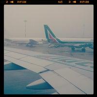 1/28/2013에 Franck D.님이 Aeroporto di Milano Linate (LIN)에서 찍은 사진