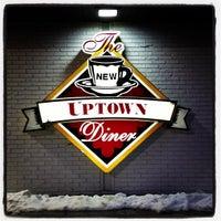 3/9/2013 tarihinde Ericka B.ziyaretçi tarafından Uptown Diner'de çekilen fotoğraf