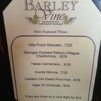 Foto diambil di Barley Vine oleh Gregory pada 3/21/2013
