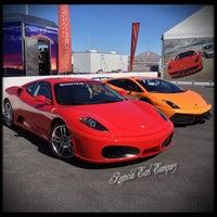Снимок сделан в Exotics Racing пользователем Earl E. 2/13/2013