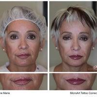 441ba3014 ... Photo taken at MicroArt Semi Permanent Makeup by Micro A. on 12/18/ ...