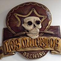 รูปภาพถ่ายที่ Los Muertos Brewing โดย Elias V. เมื่อ 8/25/2013