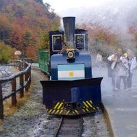 Foto tomada en Estación del Fin del Mundo [Tren del Fin del Mundo] por kassanmoor el 2/11/2013