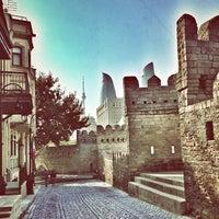 Снимок сделан в Ичери-шехер пользователем Fariz F. 11/4/2012