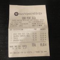 Photo prise au Sushipoint Ibiza par Susana T. le8/4/2017