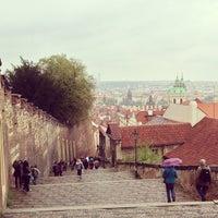 5/4/2013 tarihinde Victor L.ziyaretçi tarafından Prag Kalesi'de çekilen fotoğraf