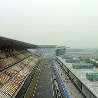 Das Foto wurde bei Shanghai International Circuit von Marcel t. am 10/25/2012 aufgenommen