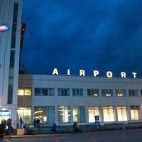 Снимок сделан в Международный аэропорт Курумоч (KUF) пользователем Yuri P. 4/10/2013