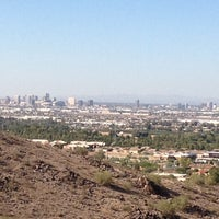 Photo taken at South Mountain Hiking Trails by Ian on 10/24/2012