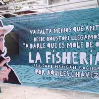 12/2/2013にMarianita 8aがLa Fisheria By Aquiles Chavezで撮った写真
