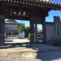 7/27/2018にHirokiが薬王山 金色院 国分寺 (第