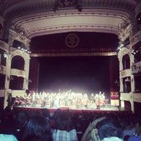 11/4/2012 tarihinde José C.ziyaretçi tarafından Teatro Municipal de Santiago'de çekilen fotoğraf