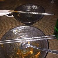 Das Foto wurde bei Bing Go Korean Cafe von Dhedy P. am 1/15/2017 aufgenommen