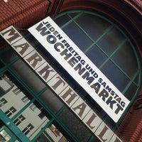 Foto tirada no(a) Markthalle Neun por Ya G. em 6/15/2013