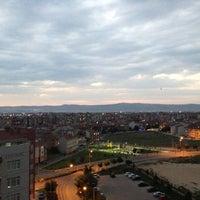 Foto scattata a Roof Garden Hotel da gokhan il 7/9/2013