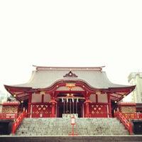 Foto diambil di Hanazono Shrine oleh Kensuke pada 2/23/2013