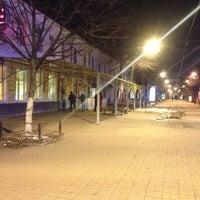 Снимок сделан в Улица Кирова пользователем Дмитрий С. 4/15/2013