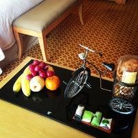 6/7/2013にTheo O.がJW Marriott Hotel Jakartaで撮った写真