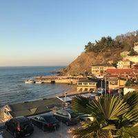 12/11/2016 tarihinde YVZ CNZziyaretçi tarafından Kilyos Plaj Restaurant'de çekilen fotoğraf