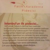 Снимок сделан в Karadeniz Pide Salonu пользователем Sedef Malok 11/24/2012