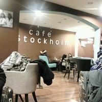 3/10/2013에 Pınar D.님이 Cafe Stockholm에서 찍은 사진