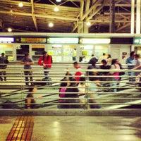 Foto tomada en Terminal de Buses San Borja por Francisca V. el 12/22/2012