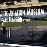 Foto tomada en Pacific Aviation Museum Pearl Harbor  por Andrea H. el 1/25/2013