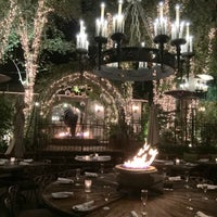 Photo Taken At The Villa Restaurant Of Woodland Hills By Angela On 12 5