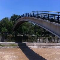 12/7/2012 tarihinde Francisco P.ziyaretçi tarafından Puente Peatonal Condell'de çekilen fotoğraf